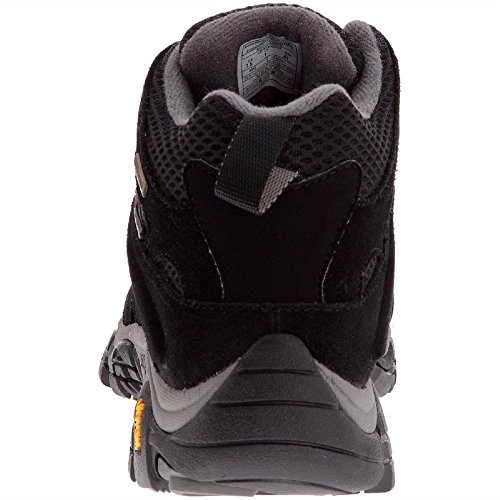 Merrell - Moab Mid, Primeros Pasos Zapatos Mujer Negro (negro)