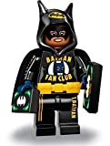 the Lego batman Film Serien 2 Minifigur - 71020 - Satz Rücksack Zip (Fledermaus-merch Batgirl)