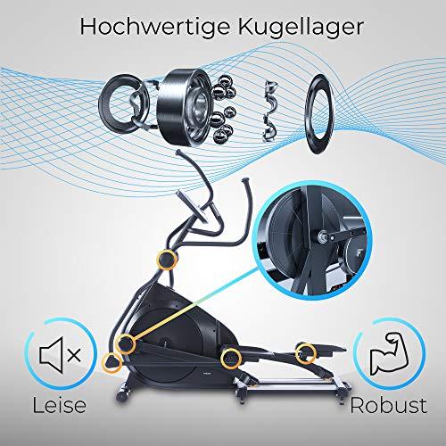 Maxxus Crosstrainer CX 84 – Heimtrainer mit Stromgenerator Bild 2*