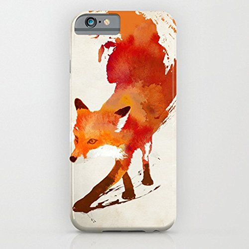 Cover iPhone 6s,TPU Gel Silicone Protettivo Skin Custodia Protettiva Shell Case Cover Per Apple iPhone 6 6S Vulpes