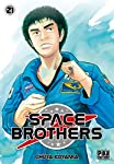 Space Brothers Edition simple Tome 21
