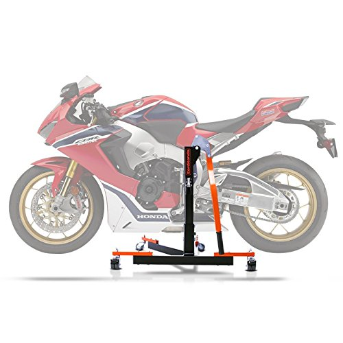 Bequille d'atelier Centrale ConStands Power Evo Honda CBR 1000 RR Fireblade SP-2 17-18 orange