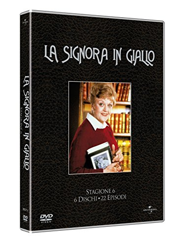 Bild von La signora in giallo Stagione 06 [6 DVDs] [IT Import]