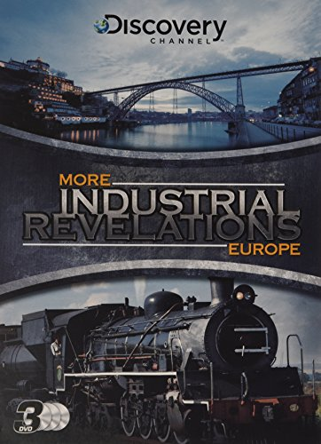 More Industrial Revelations in Europe [DVD] [UK Import] -