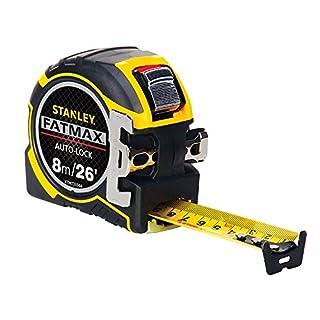 Stanley Tools ZSTA-0-33-504 FatMax Pro Autolock Tape 8 m/26 ft