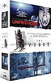 Locandina Coffret horreur 3 films : unfriended ; the visit ; paranormal activity 5, ghost dimension