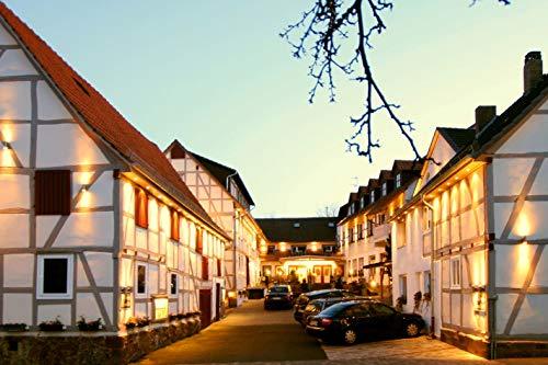 Jochen Schweizer Geschenkgutschein: Bio-Wellness-Urlaub in Hessen für 2 - Geschenk zu Weihnachten