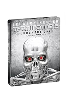 Terminator 2: Skynet Edition Steel [Blu-ray] [UK Import]