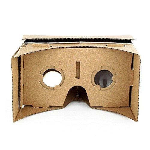Ballylelly-Ulter klare DIY Papp 3D VR virtuelle Realität Gläser für Smartphone Hohe Qualität DIY...