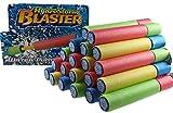 KT Satz von 20 Schaumstoff Wasserpistole Hydro Storm Blaster Shooter Pumpe - mehrfarbig, Pack of 1