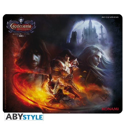 Preisvergleich Produktbild Castlevania - Mirror Of Fate Mousepad / Mauspad