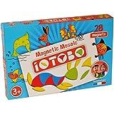 Iotobo - Loisirs Créatifs - Mon Premier Iotobo - Mosaique Magnétique en Mousse - Modèle au choix