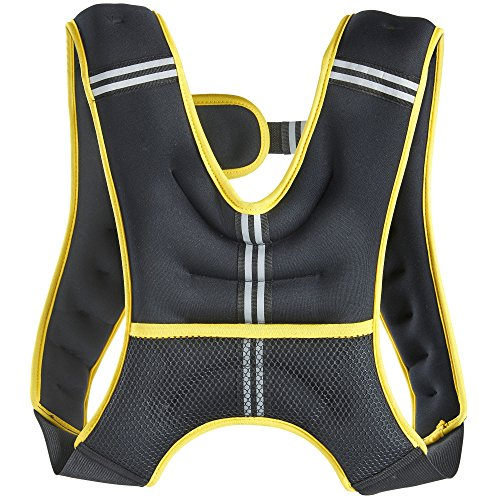 Gold-Coast-5kg-Adjustable-Weight-Vest--Ideal-for-Running-Training-Workouts-CrossFit