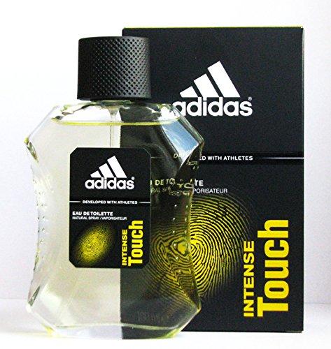 Adidas Intense Touch Eau de Toilette Spray Per Lui 100ml