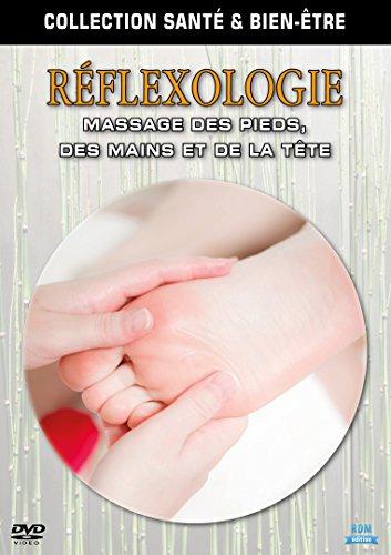 Réflexologie : Massage des pieds, des mains et de la tête