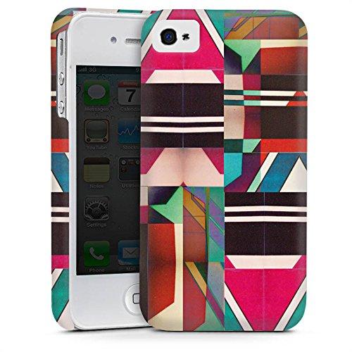 Apple iPhone 6 Housse Étui Silicone Coque Protection Couleurs Motif Motif Cas Premium mat