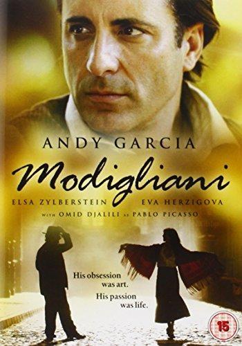 Modigliani [DVD] by Andy Garcia