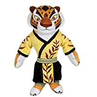 Gipsy 070637-Kung Fu Panda-Tigresse-18cm-Multi-Coloured