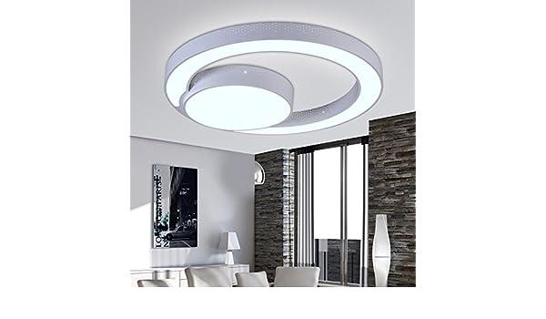 Plafoniere Per Ufficio Prezzi : Ancernow creative led plafoniere semplice montaggio a soffitto