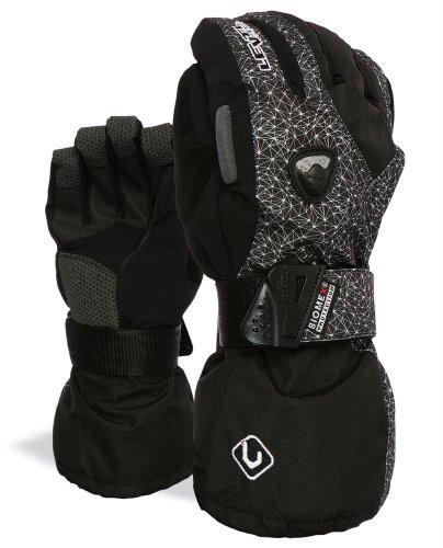 Level Gants Homme Noir - Noir/camouflage