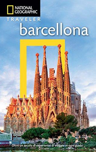 Barcellona. Con Carta geografica ripiegata