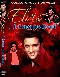 Elvis Presley - A Generous Heart [2007] [DVD]