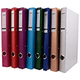 Office Supplies Best Deals - Cosmic Guder File - 22 Post Binder - 35 cms x 25 cms x 4 cms (PAck of 8 pcs.)