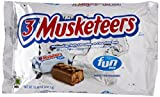 3 Musketeers Fun Size 311 g (Pack of 2)