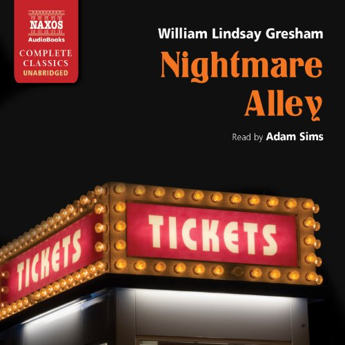 Nightmare Alley  Audiolibri