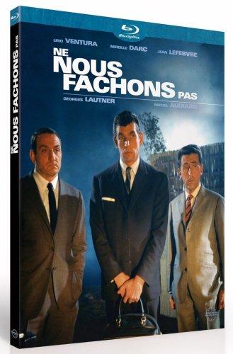 Bild von Ne nous fâchons pas [Blu-ray] [FR Import]