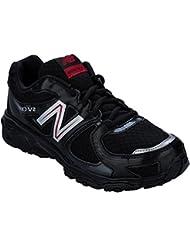 New Balance - Zapatillas de Tela para niño negro negro