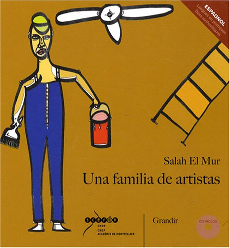 Una familia de artistas (1CD audio)