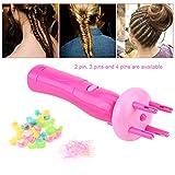 Treccia elettrica automatica Dispositivo X-premere Twist Treccia a maglia Hair Styling Tool fai da te