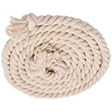 SAIFPRO Tug of War Cotton Rope 19mm Thickness (5Meters - 100Meters)