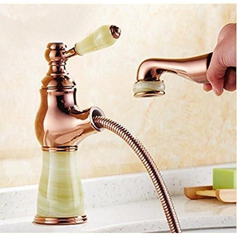 Antico bagno rubinetto lavabo Miscelatore monocomando lavabo