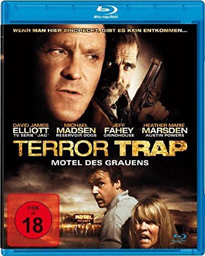 Terror Trap - Motel des Grauens [Blu-ray]
