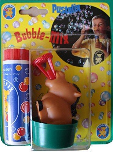 51WsB5EpaCL UK BEST BUY #1Pustefix Soap bubble 2 Teile Pustefix Ad and 42ml Fluid Set BUBBLES   PUSTE FIX   Horse price Reviews uk