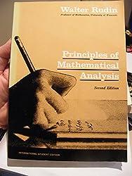 Principles of Mathematical Analysis 2ND Edition