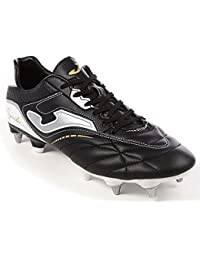 50c64cd4ede Joma Aguila Gol 501 Mixed SG Football Boots - Adult - Black/Silver/White