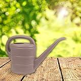 2Liter Big Kunststoff Gießkanne ideal für Gärten, Gewächshäusern und Innenbereich
