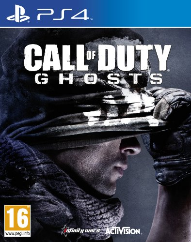 NEW & SEALED! Call of Duty Ghosts Sony Playstation 4 PS4 Game UK (Ghost Call Pc-spiel Of Duty)