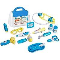 Infermiere dottore di Mini medicina box elettrodomestici Medical Kits bambini vestire Giochi di Ruolo giocattoli (Mantenere Pressione Sanguigna)