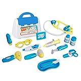 Infermiere dottore di Mini medicina box elettrodomestici Medical Kits bambini vestire Giochi di Ruolo giocattoli divertenti regali per i bambini in età prescolare 15pcs