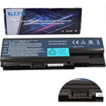 BLESYS - 14.8V Acer Aspire 5230 5520 5920 6930 6935 7720 7740 Serie eMachines E520 E510 Serie Portátiles Batería Reemplazar para AS07B71 AS07B51 AS07B41 (Note: 14.8V Does NOT work with 10.8V/11.1V)