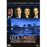 Ley y orden acción criminal