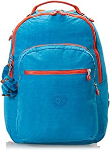 Kipling School Backpack, 45 cm, 25 Liters, Aquatic Blue C
