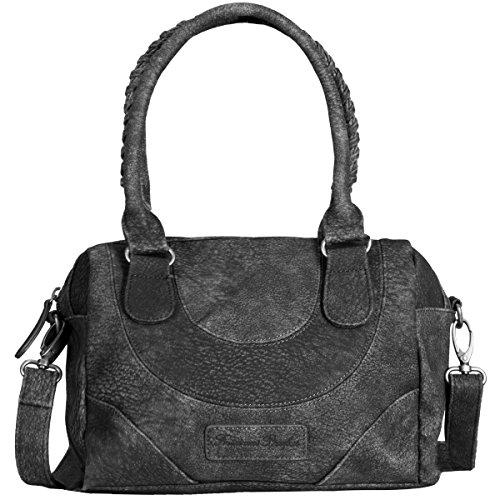 Fritzi aus Preußen Damen Nita Business Tasche, 15x22x29 cm slate (047693-0028)