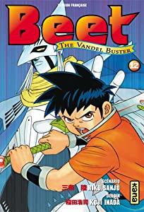 Beet the Vandel Buster Edition simple Tome 12