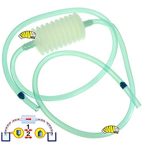 Pompa a polmone manuale travaso benzina liquidi travasatore mobil pump uniflex
