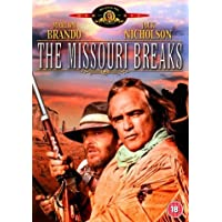 The Missouri Breaks [DVD] by Marlon Brando